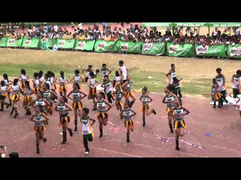 Milo Little Cheerdance 2011 University of San Jose Recoletos Grade School