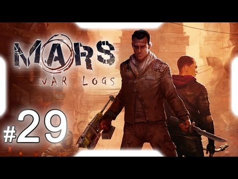 Let's Play Mars War Logs #29 - Der Kopfgeldj&Atilde;&curren;ger - German Gameplay Walkthrough