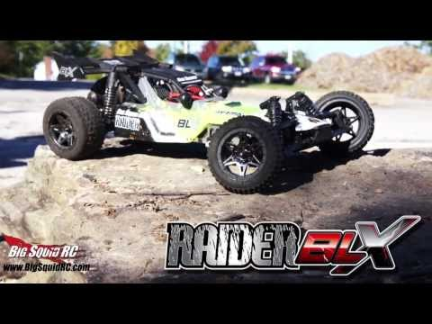 ARRMA Raider BLX 2WD Brushless Buggy Review Testing