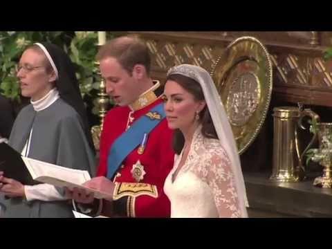 Blaenwern, Love Divine - Prince William and Kate Middleton Royal Wedding