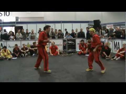 GUBA DOCE PARES Eskrima-Kali-Arnis: Demonstration - SENI Expo 2012 London ExCel
