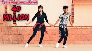 Uncha Lamba Kad Dance Video New Version Biswajit Mondal Choreo