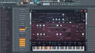 How to make a Reggae beat using only FL Studio 12 stock plugins + FLP