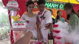 Lễ Thành Hôn  Vũ Luân  Ánh Loan   MC Phương Linh
