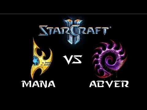 StarCraft 2 - MaNa [P] vs Abver [Z] (Commentary)
