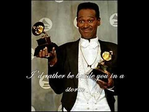 Luther Vandross - I'd Rather Video