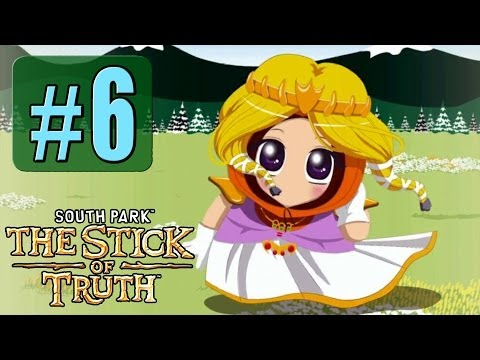 South Park The Stick Of Truth - Walkthrough Part 6 Mongolians & Tower Of Peace PS3/XBOX360/PC HD
