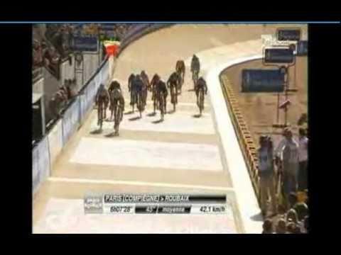 PARIGI - ROUBAIX 2011 winner  Vansummeren (garmin)