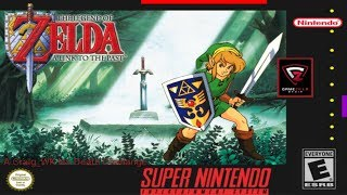The Legend of Zelda A Link to the Past No Death Challenge 01