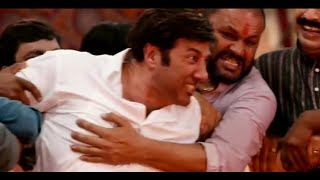 Singh Saab- the great movie best fight scene sunny deol fight scene Singh Saab the great
