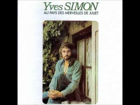 Simon, Yves - Au Pays Des Merveilles De Juliet