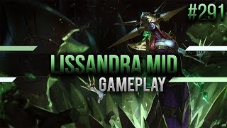 Lissandra (Mid): LCS Team #291 [Lets Play] [League of Legends] [German / Deutsch]