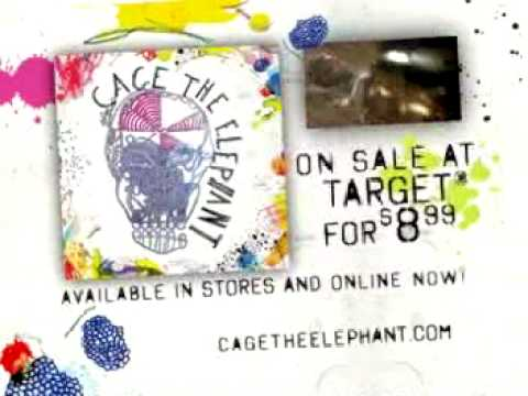 Cage The Elephant Album In Stores 4/21