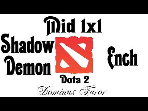 Фурор & Mid 1x1 | SD vs Ench | Бог на миде #004
