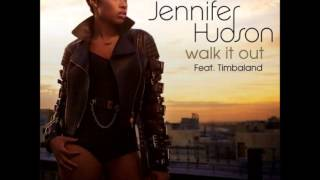 Jennifer Hudson Video - Walk It Out  Jennifer Hudson (Feat Timbaland) (NEW 2014)