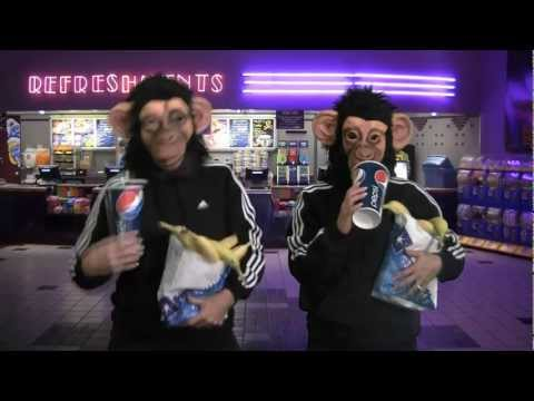 Going Ape at the Movies - Lola and Liza 55
