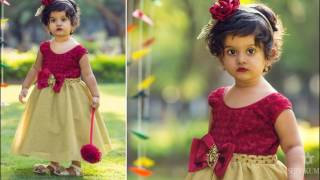 Kids Frock Designs 2017 | Kids Designer Dress