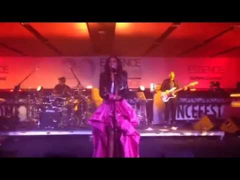 Michelle Williams Live Essence Fest 2014