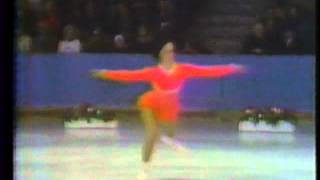 Peggy Fleming - 1968 World Championships - Exhibition