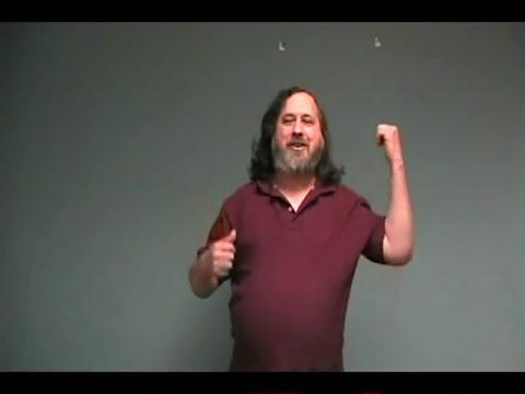 Que es el Software Libre segun Richard Stallman
