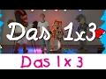 Das 1x3 Lied   Mathe Lernlieder || Kinderlieder