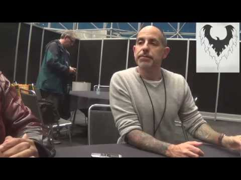 Exclusive David S  Goyer Constantine Interview NYCC2014