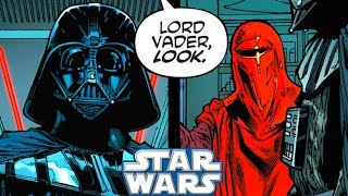 How a Royal Guard SAVED Darth Vader's LIFE!!! - Star Wars Comics Explained