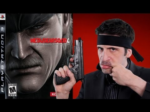 Metal Gear Solid 4: Guns Of The Patriots Game Review video