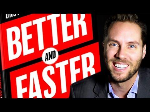 BETTER & FASTER: Innovation Keynote Speaker Jeremy Gutsche's Top Speech on Innovation