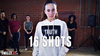 Stefflon Don - 16 Shots - Choreography by Tricia Miranda - #TMillyTV