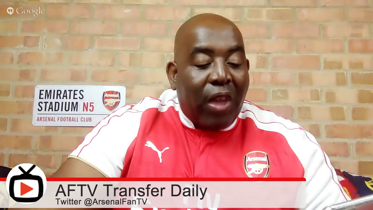 Wenger Dismisses Benzema Link - Or Does He?  | AFTV Transfer Daily