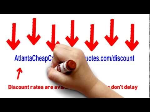 Auto Insurance Atlanta | Instantly Cut Your Rate By up to 55% or More