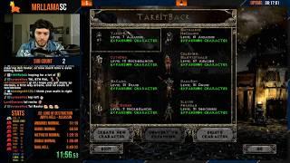 Diablo 2- Hell Assassin WORLD RECORD - 5:35:05 - TAKING IT BACK BABY