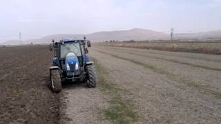 Tümosan 8095 Vs New Holland T5050