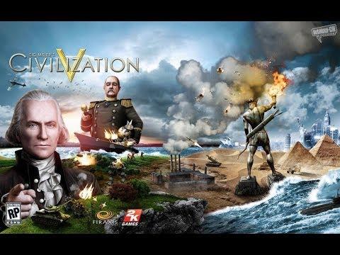Sid Meier's Civilisation Part 1 Starting Out