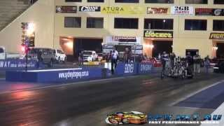 MODIFIED DRAG RACING ROUND 4 SYDNEY DRAGWAY 21.6.2014