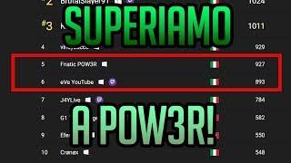 Verso la TOP 1 Italiana! Fortnite ita!