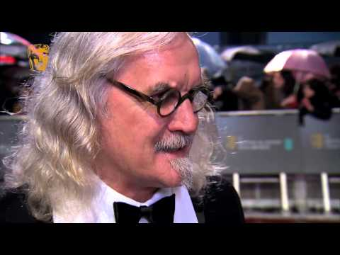 Billy Connolly - Film Awards Red Carpet 2013