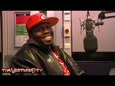 Westwood - 50 Cent calls into 1Xtra