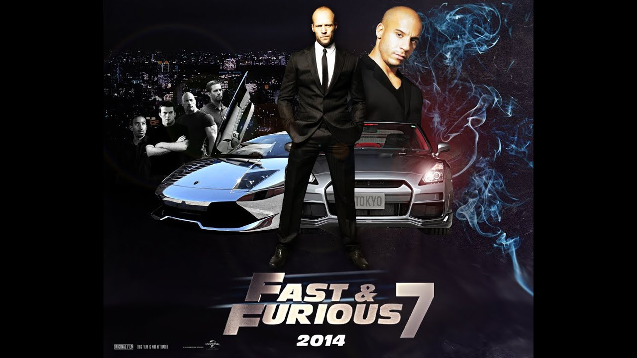 Fast And Furious 7 Trailer Official 2013 Full Movie Jason Statham -...