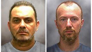ABD'de Firari Mahkumları Arama çalışmaları Sürüyor