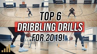 How to: Top 6 Drills to Dribble A Basketball Better in 2019! [EXTENDED VERSION]