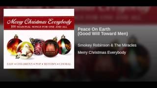 Peace On Earth (Good Will Toward Men)