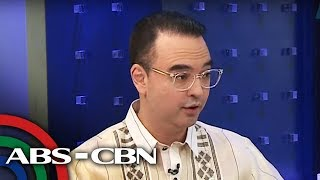 Cayetano claims Speakership rival Velasco lied about term-sharing | ANC