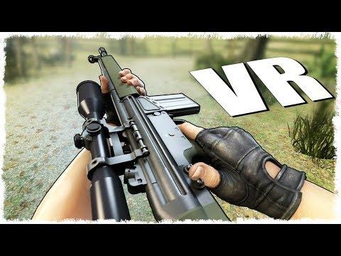 CS:GO в VR: AWP vs НОЖ!!! #4