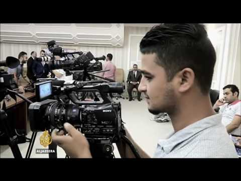 Silencing the critics: Iraq's media muzzle - The Listening Post (Full)