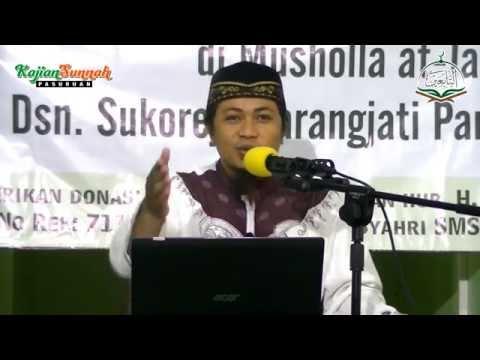 DENGAN NIAT, AMAL DUNIA JADI LADANG AKHIRAT - Ust. Muhammad Syahri