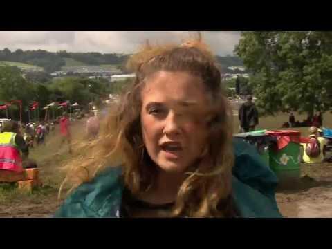 EU referendum  Brexit letters from Glastonbury   BBC News