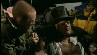 The Making of Mr. Hyde from 'The League of Extraordinary Gentlemen' PART 2