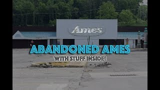 ABANDONED AMES (90s retail goodies inside)